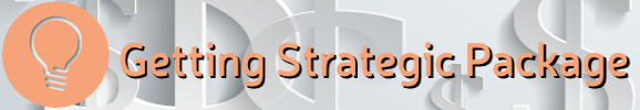 Getting Strategic Package Coaching